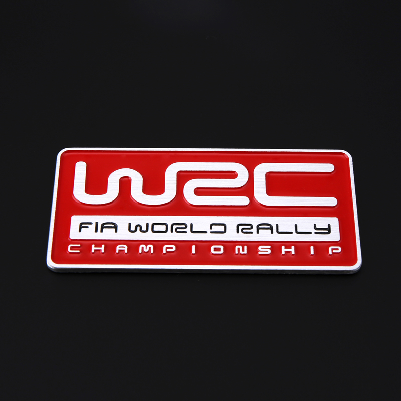 WRC车标
