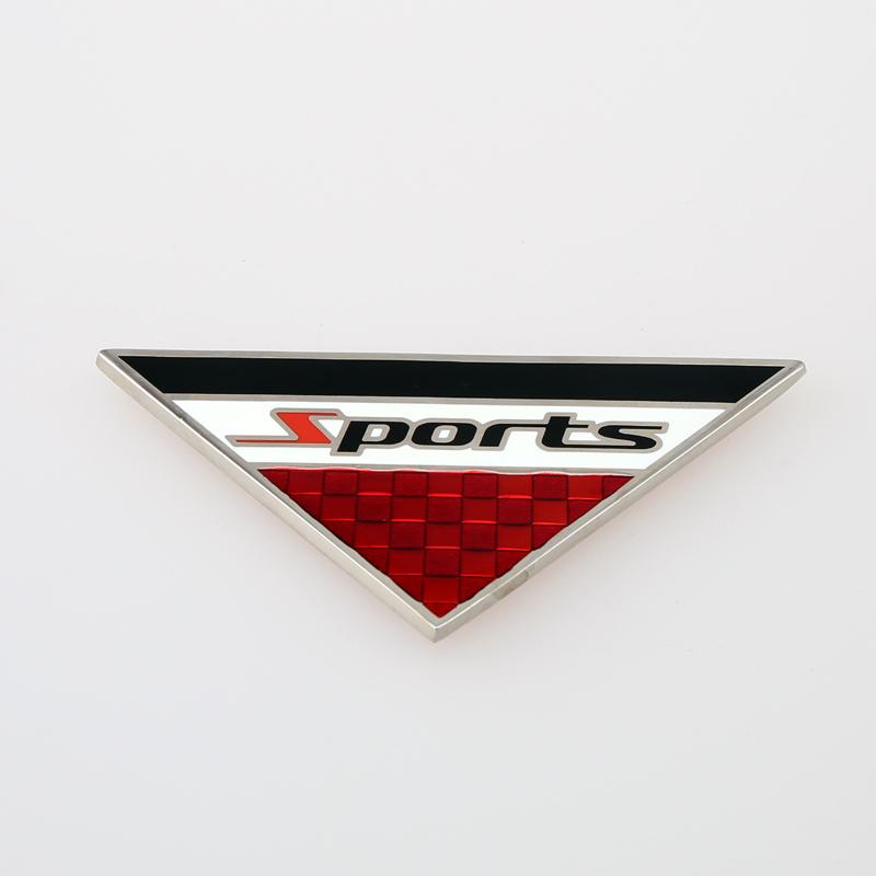 sports三角车标