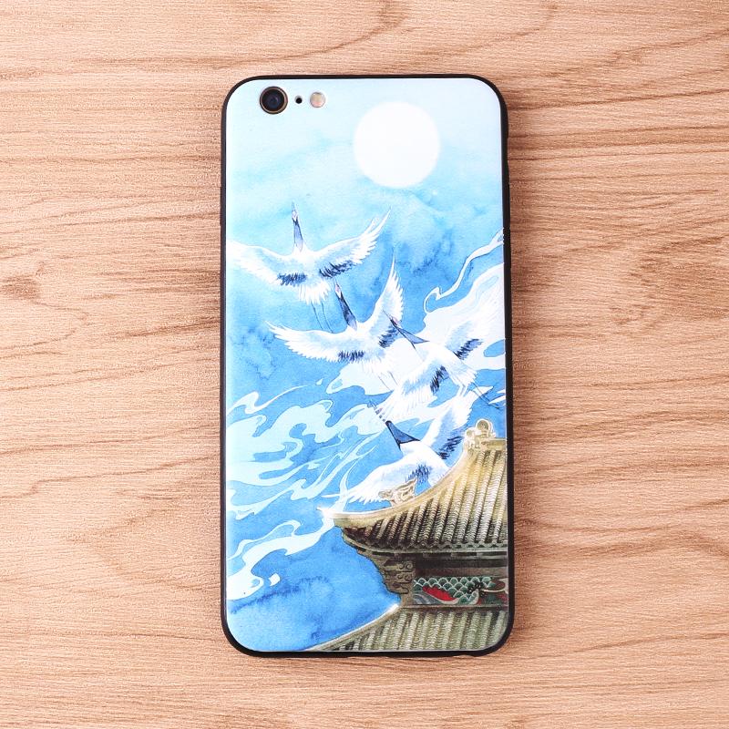 手机壳-楼台仙阁