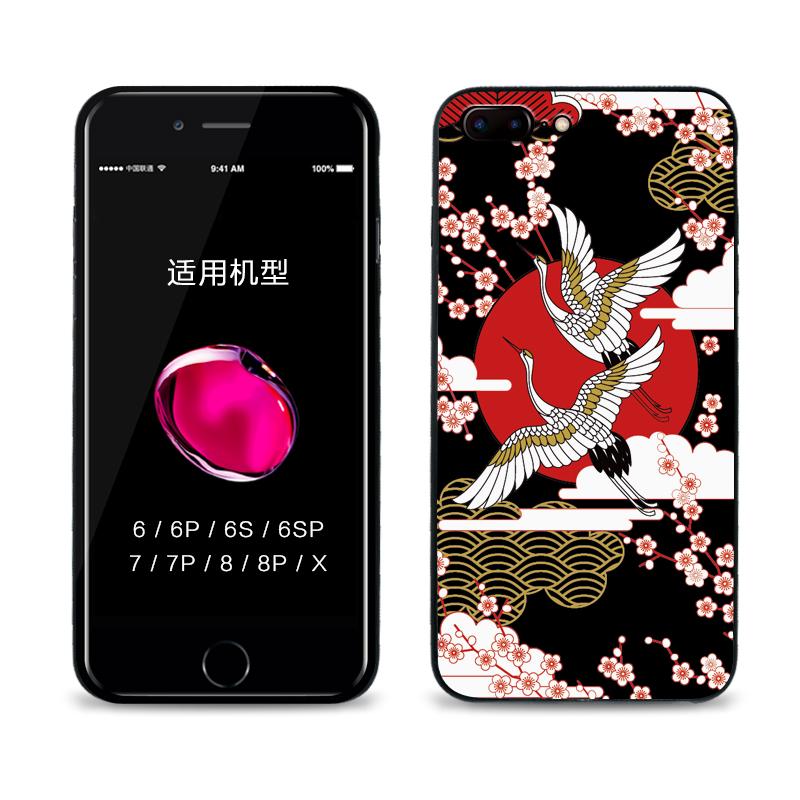手机壳-梅中鹤