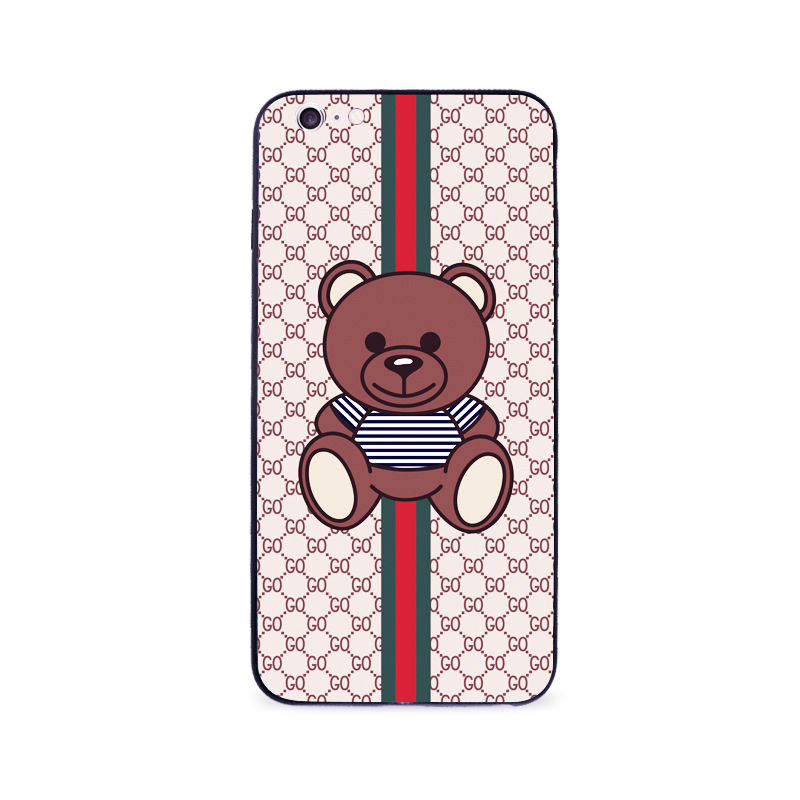 手机壳-小熊