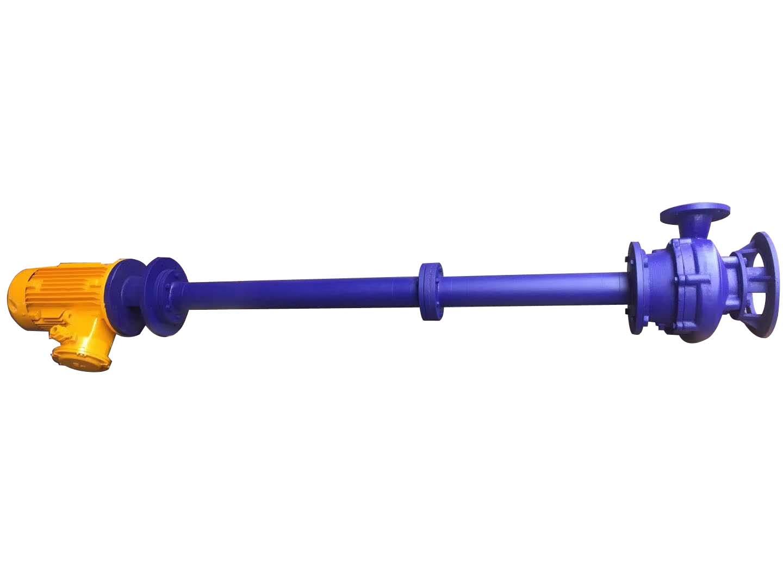 YW液下式排污泵案例