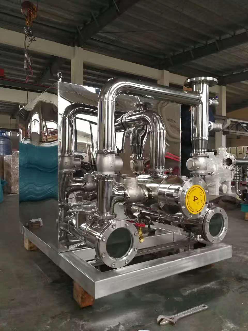 WT一体化污水提升设备