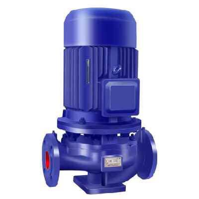 ISG立式离心泵案例