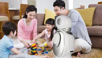 家用机器人案例-家庭应用
