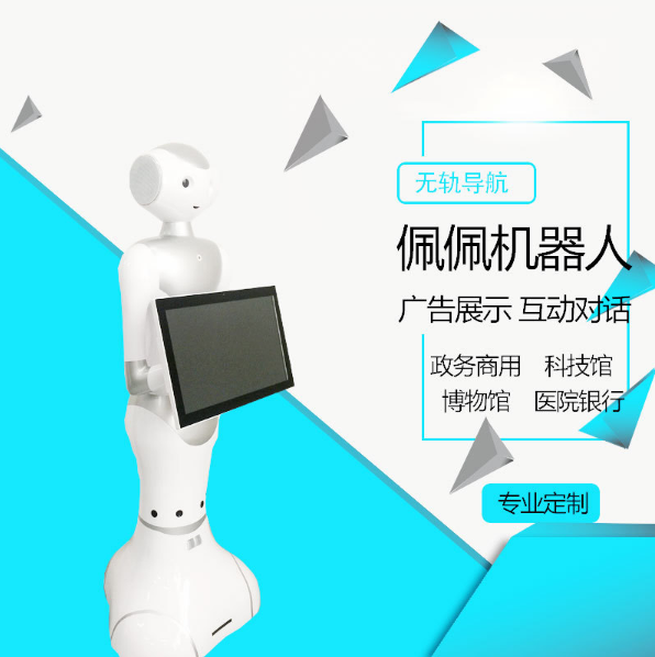 沈阳全智能化电网佩佩机器人案例