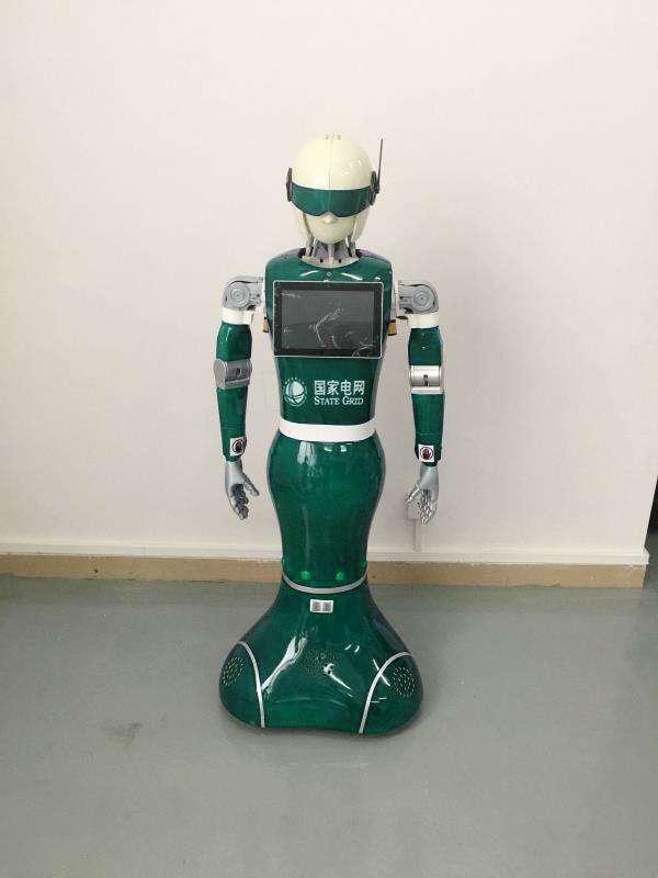 珠海服务机器人定制