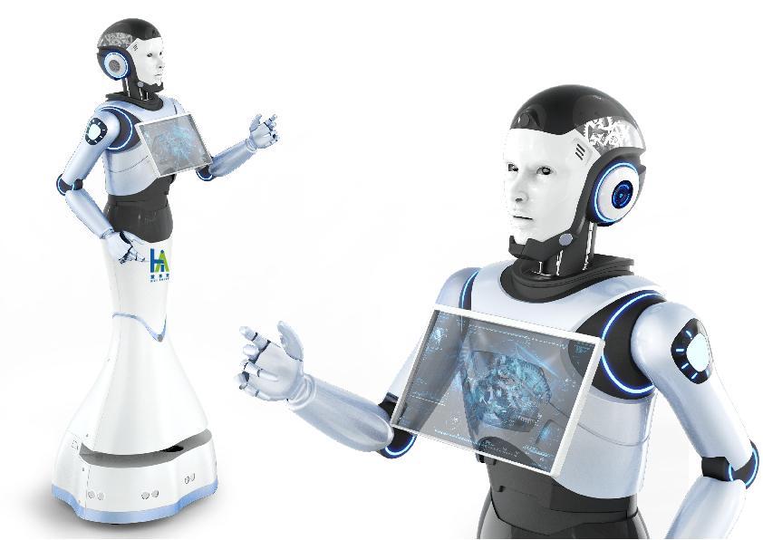 专属定制  大型机器人
