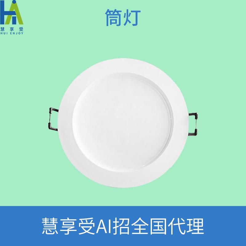 3.5寸筒灯7W(孔 径100mm)