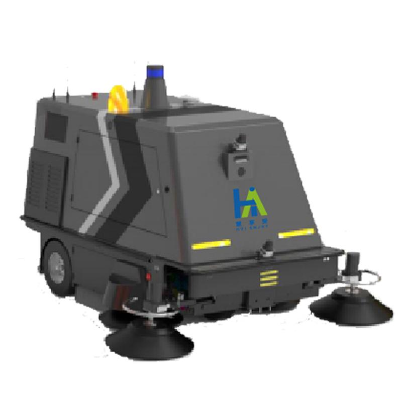 环保者室外清洁机器人