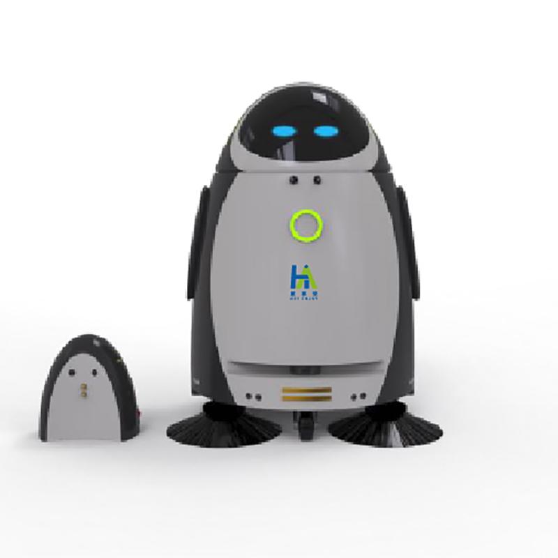企鹅室内清洁机器人