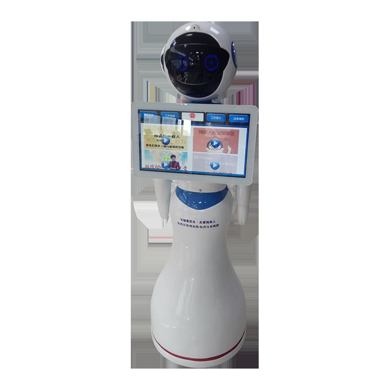 小慧服务机器人