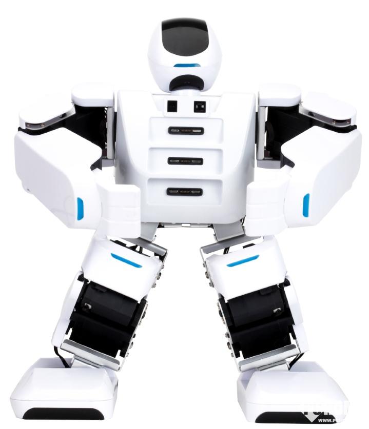 人形编程教育机器人