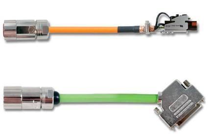 总线型工业现场通讯协议连接电缆