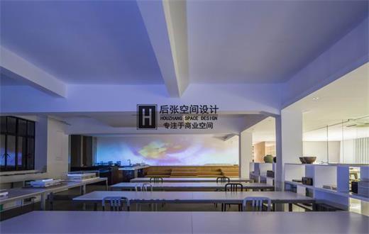 上海办公室设计众联能创新能源科技股份有限公司