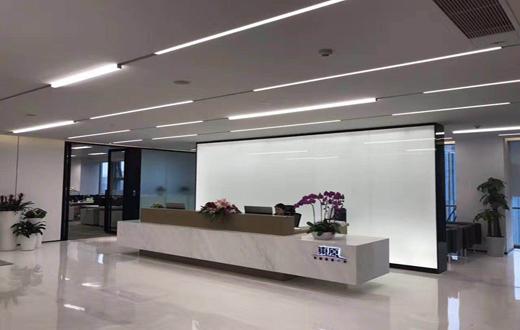 办公室装修-东原地产