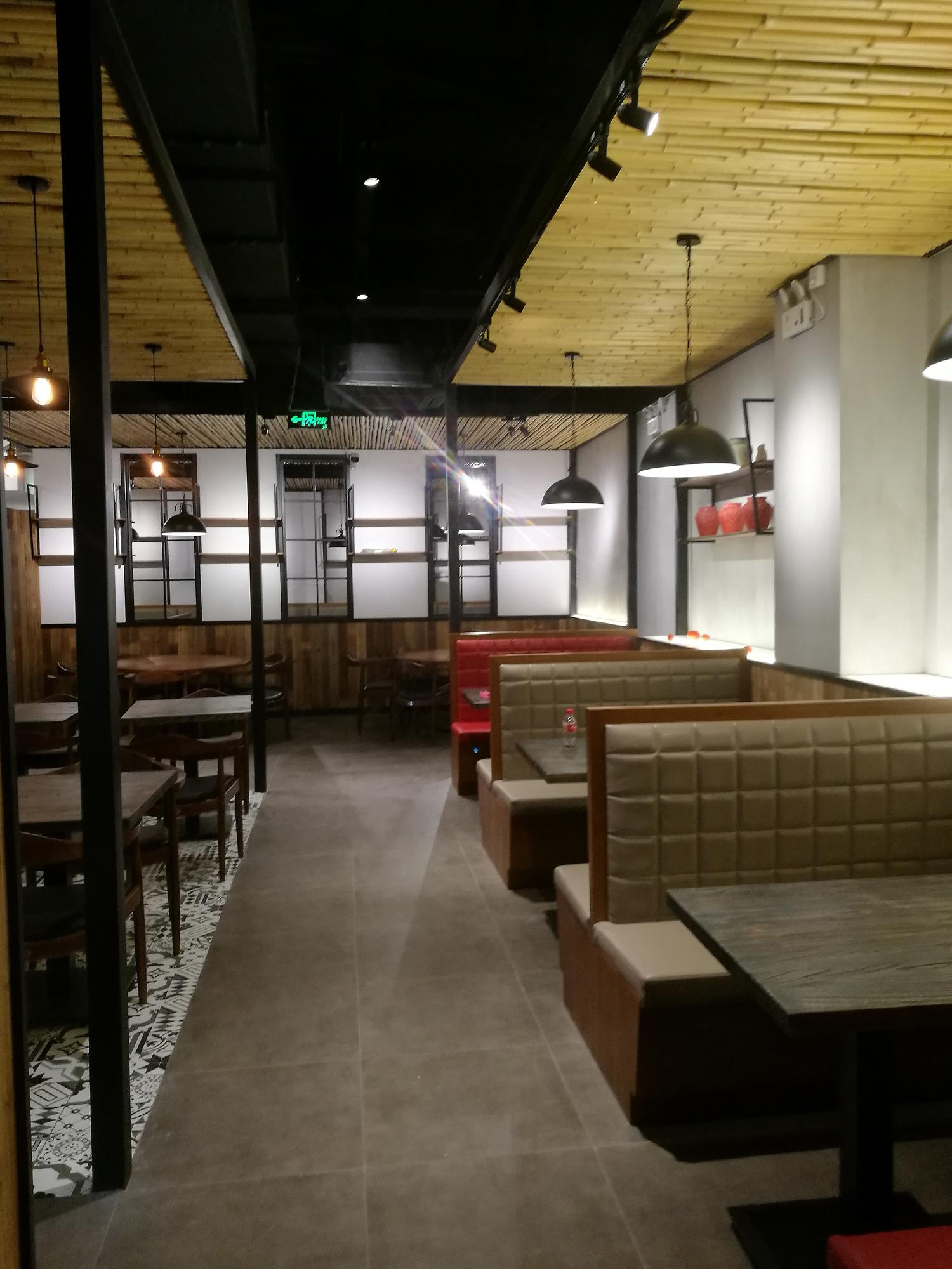 川湘菜餐厅装修