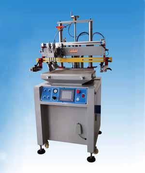 SLC-600B  平面丝印机