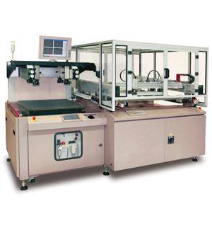 全自动丝印机(CCD)