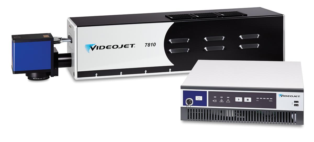 Videojet 7810 UV 紫外激光打码机