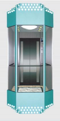阿爾法六角形觀光電梯