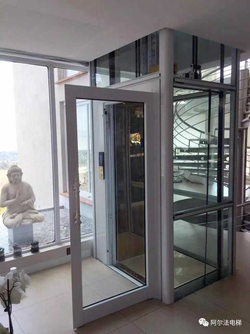 阿尔法别墅电梯