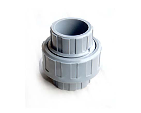 PVC管活节