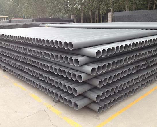 PVC-M给水平放管φ63-φ450