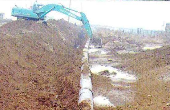 PVC-U管厂家工程...
