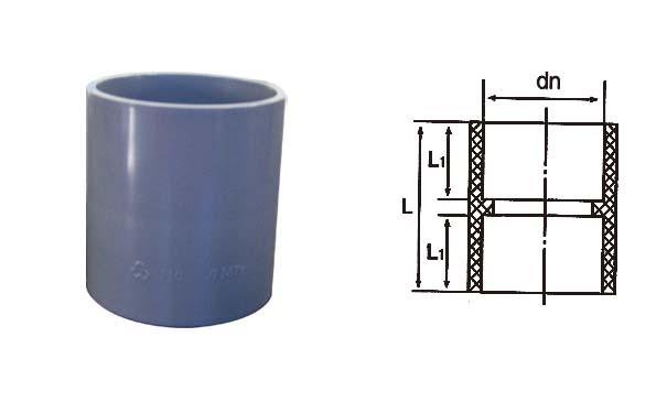 PVC机制管件套管
