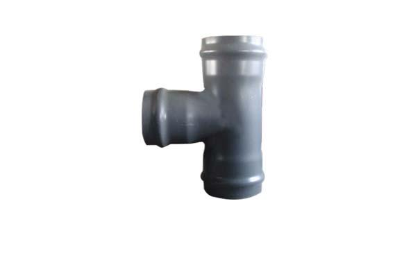 pvc焊接管件武峰牌PVC焊接管件:承(插)式正三通