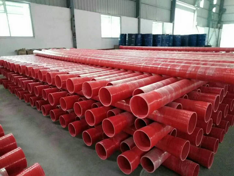 厦门地区玻璃钢电力管的适用范围以及特点介绍