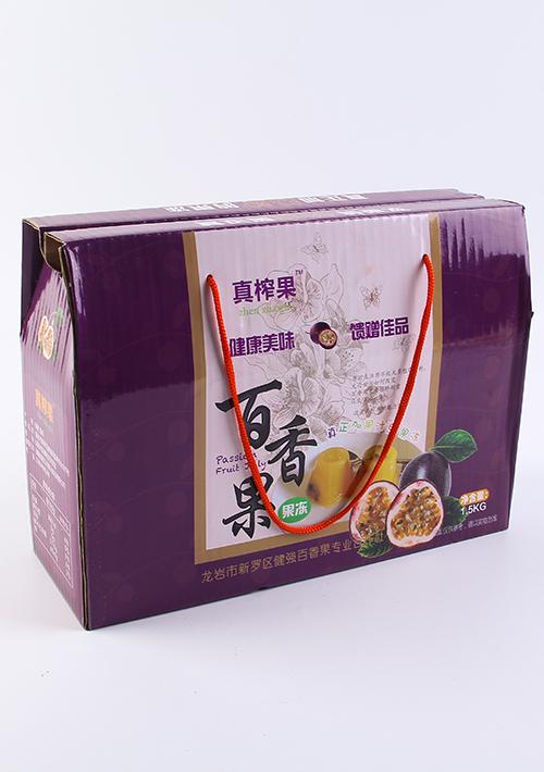 百香果果凍
