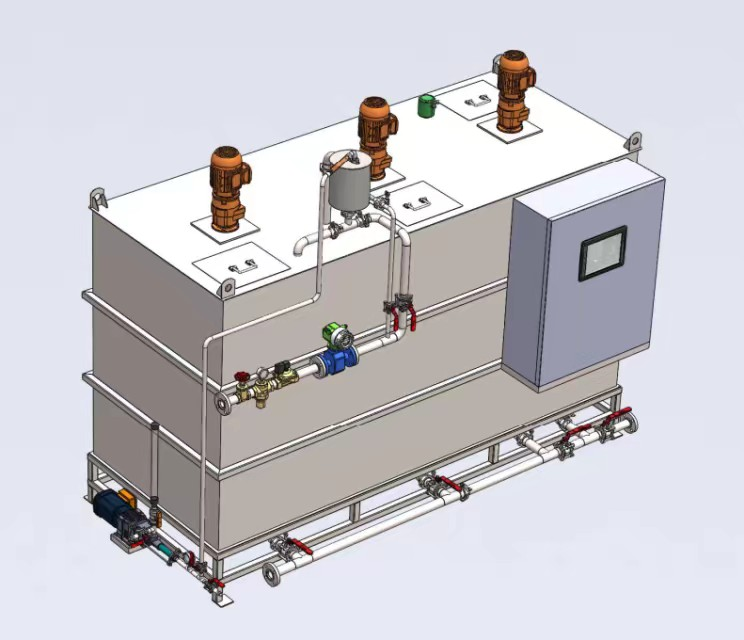 MBR水处理装置
