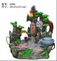 仙游假山制作