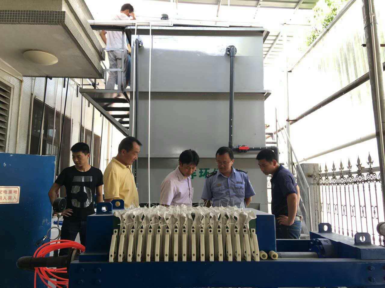 PP喷淋塔在废气处理系统中的应用