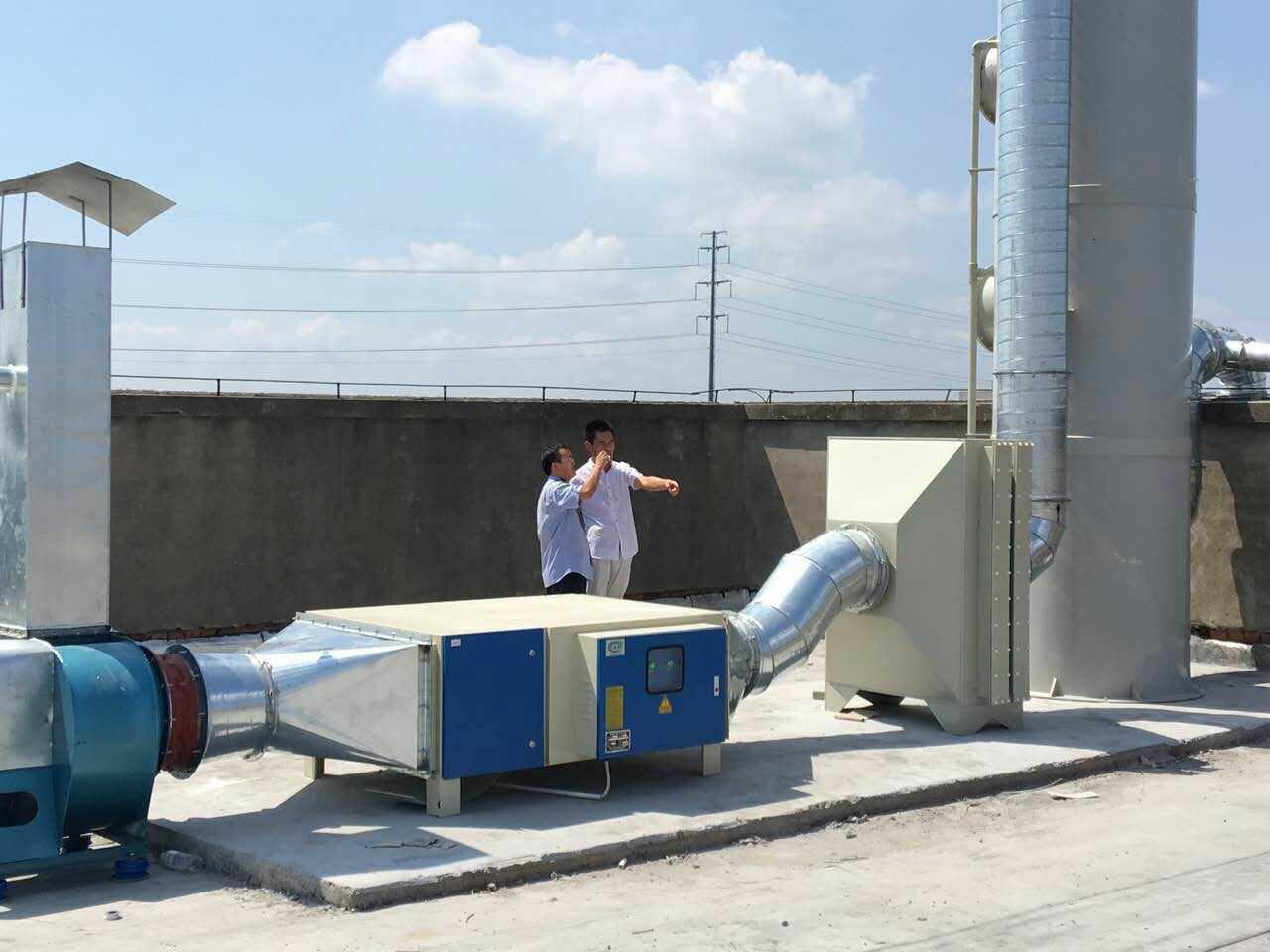 废气处理工艺吸收法和吸附法的区别