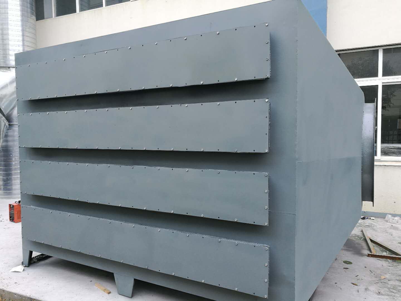 活性炭吸附箱的吸附效率怎么样?