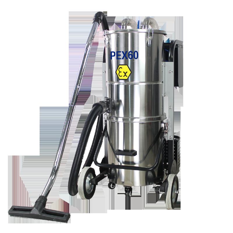 金属粉尘用防爆吸尘器-上海圣欢机电设备有限公司