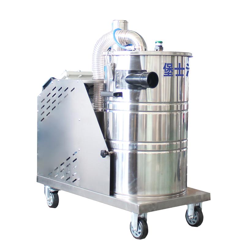 设备配套用工业吸尘器_80L半自动型