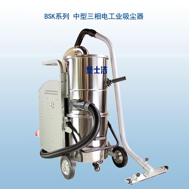 选择工业吸尘器主要看哪些重要技术参数?