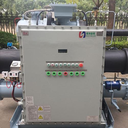 Water source heat pump unit
