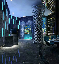 海洋餐厅设计与建造