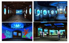 海洋馆设计与建造-设计图-艺海园