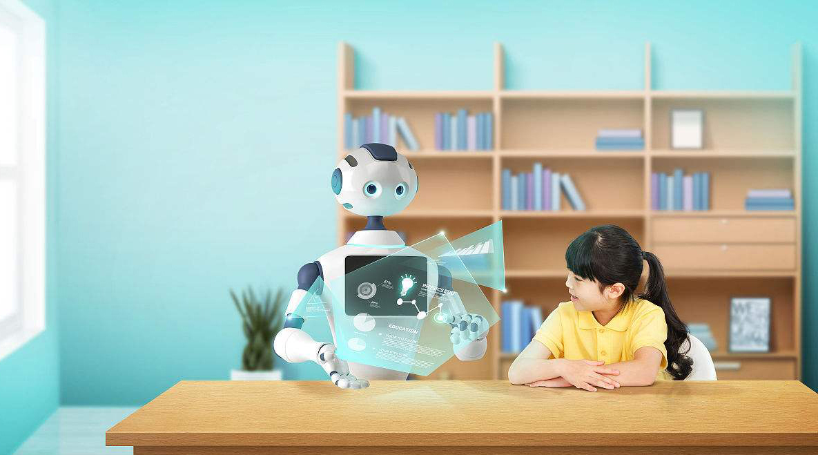易学在线将在暑期推出人工智能配合英语巩固学习