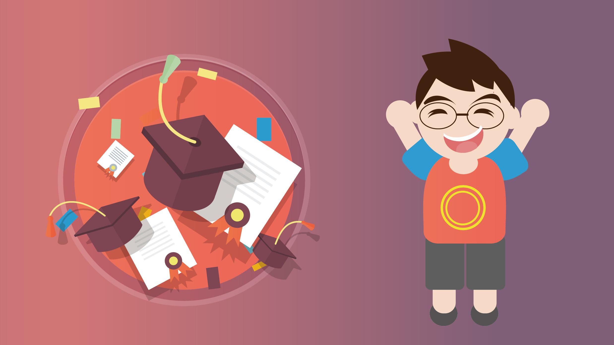 期末成绩出来后,聪明家长应该做这3件事,孩子受益下学期!