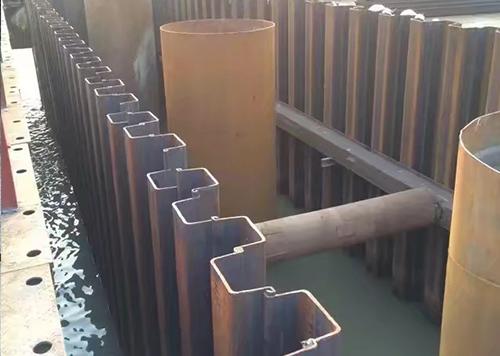 福建拉森钢板桩