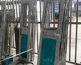 不鏽鋼門定制産品
