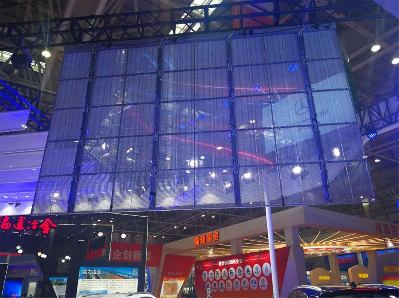 LCD液晶拚接屏 夜景亮化照明工程