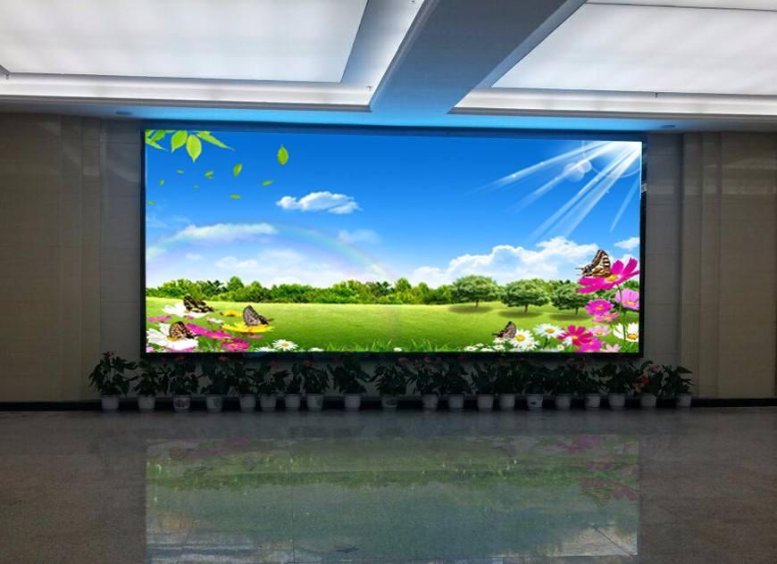 环亚ag8801/C P1.875 室內全彩 LED顯示屏